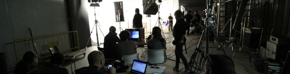 Rècord de rodatges 2014 a Terrassa