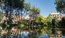 Saint Jordi's Park – Masia Freixa