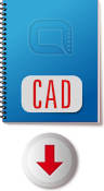 Plànol del plató 1 - CAD